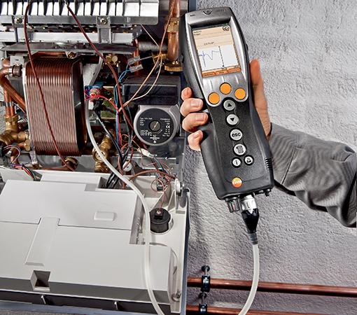 Analyzator-spalin-testo-330-mereni-diferencniho-tlaku